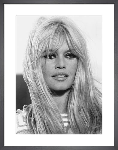 Brigitte Bardot, A Coeur Joie (1966) by Anonymous