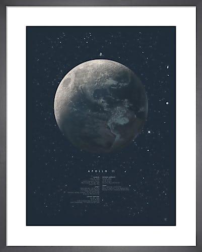 Apollo 11 by Justin Van Genderen