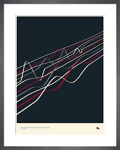 Strings 2 by Justin Van Genderen