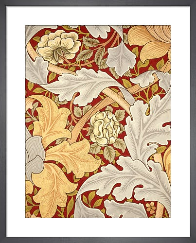 St James's wallpaper, 1881 by William Morris