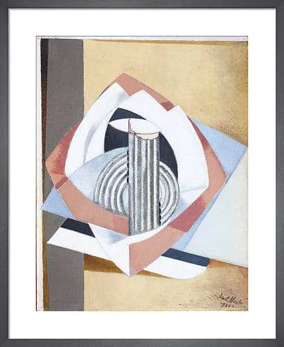 Kinetic Feature, 1931 by Paul Nash