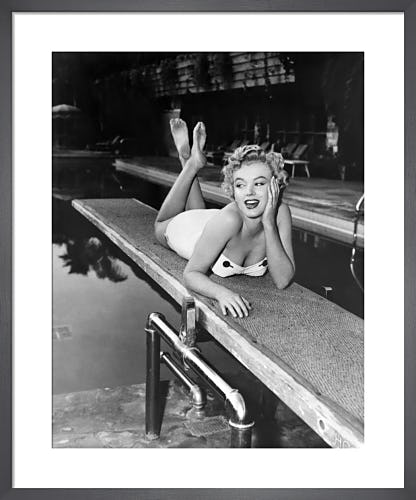 Marilyn Monroe, California, 1953 by Anonymous