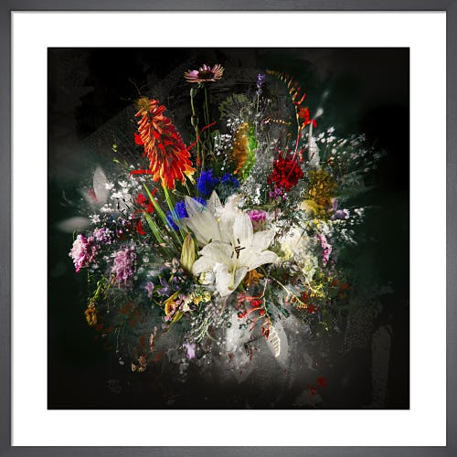 Bouquet XXV by Teis Albers