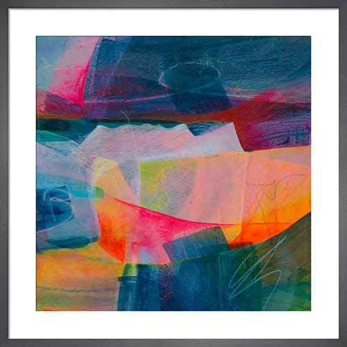 Midsummer Downs by Faye Bridgwater