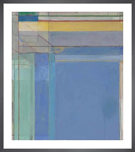 Ocean Park No.79, 1975 by Richard Diebenkorn