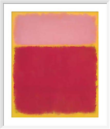 Untitled No.17, 1961 by Mark Rothko