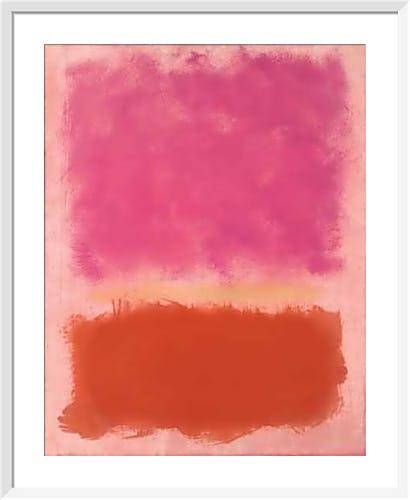 Untitled, 1958 by Mark Rothko