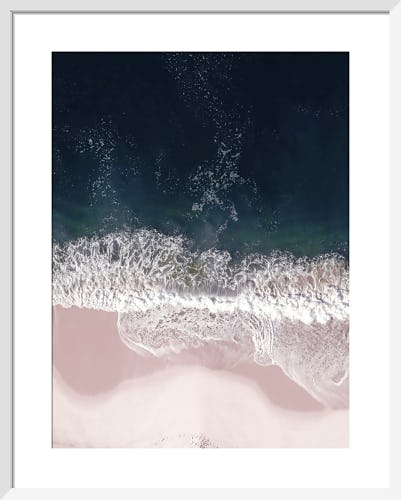 Sands of Pearly Pink by Ingrid Beddoes