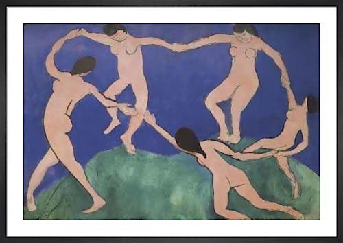 Dance 1 by Henri Matisse