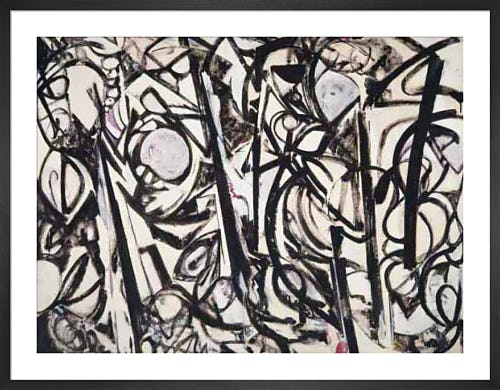 Gothic Landscape, 1961 by Lee Krasner