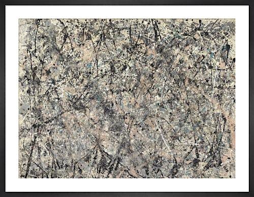 Number 1, 1950 (Lavender Mist) by Jackson Pollock