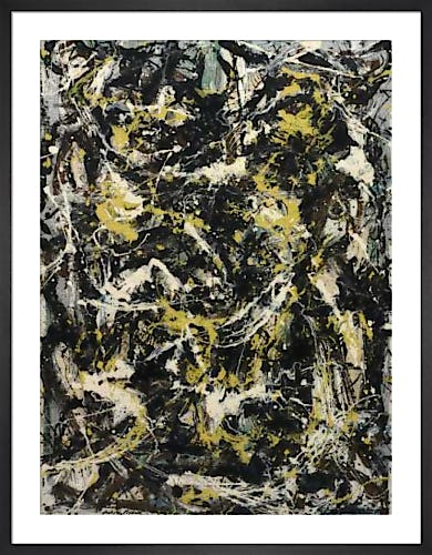 Number 5, 1950 by Jackson Pollock