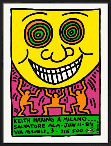 Keith Haring a Milano... 1984 by Keith Haring