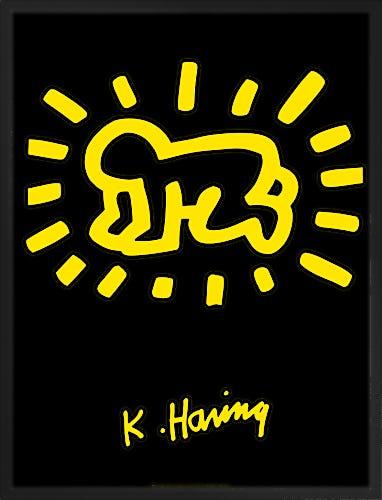 Keith Haring 1986 by Keith Haring