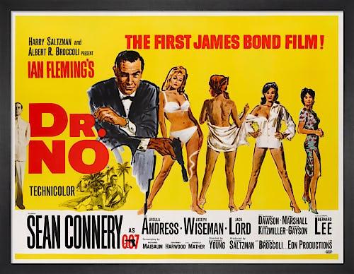 Dr. No by James Bond Archive