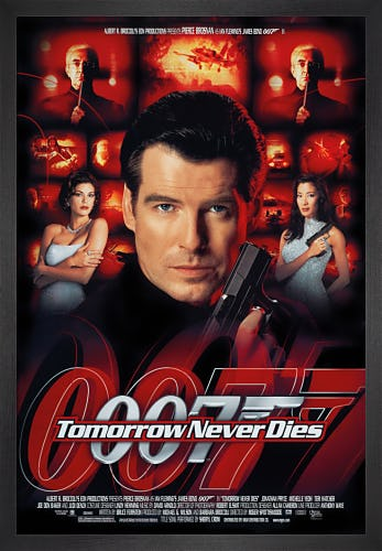 Tomorrow Never Dies by James Bond Archive