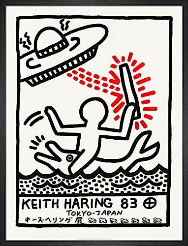 Keith Haring 83 by Keith Haring
