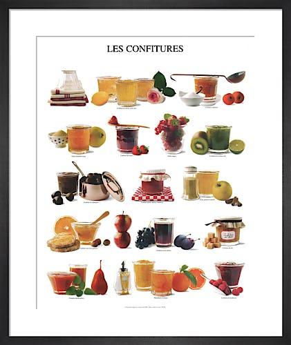 Les confitures by Atelier Nouvelles Images
