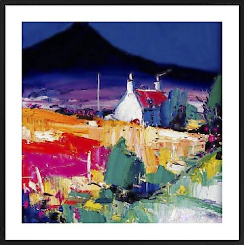 Ben Buie, Isle of Mull by John Lowrie Morrison