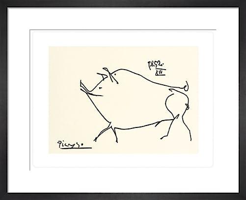 Petit cochon by Pablo Picasso