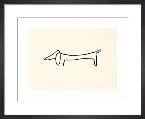 Le chien by Pablo Picasso