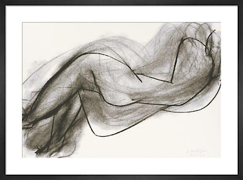 Nu couche de dos 1944 by Henri Matisse
