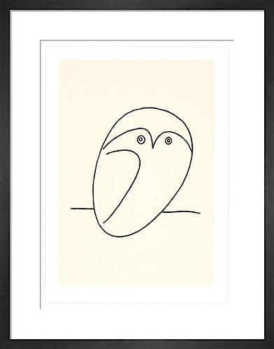 Le hibou by Pablo Picasso