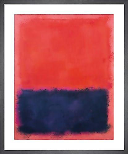 Untitled 1960-61 by Mark Rothko