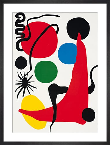 Green Ball 1971 by Alexander Calder