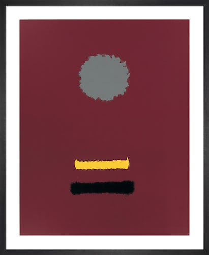 Untitled 1969 by Adolph Gottlieb