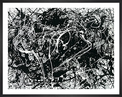 Number 33 by Jackson Pollock