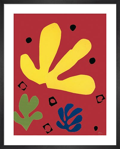 Elements 1947 by Henri Matisse